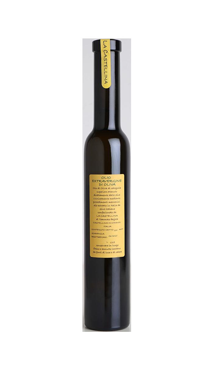 Olio extravergine di oliva 0,25 lt