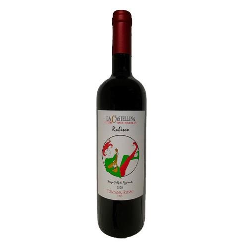IGT Toscana Rosso Rubisco bio