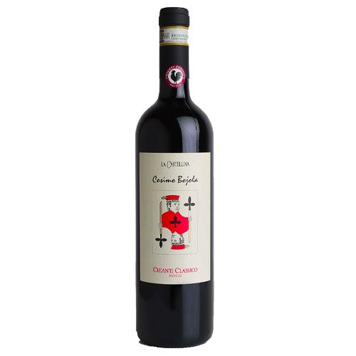 Chianti Classico DOCG Cosimo Bojola (vinif. in anfora)