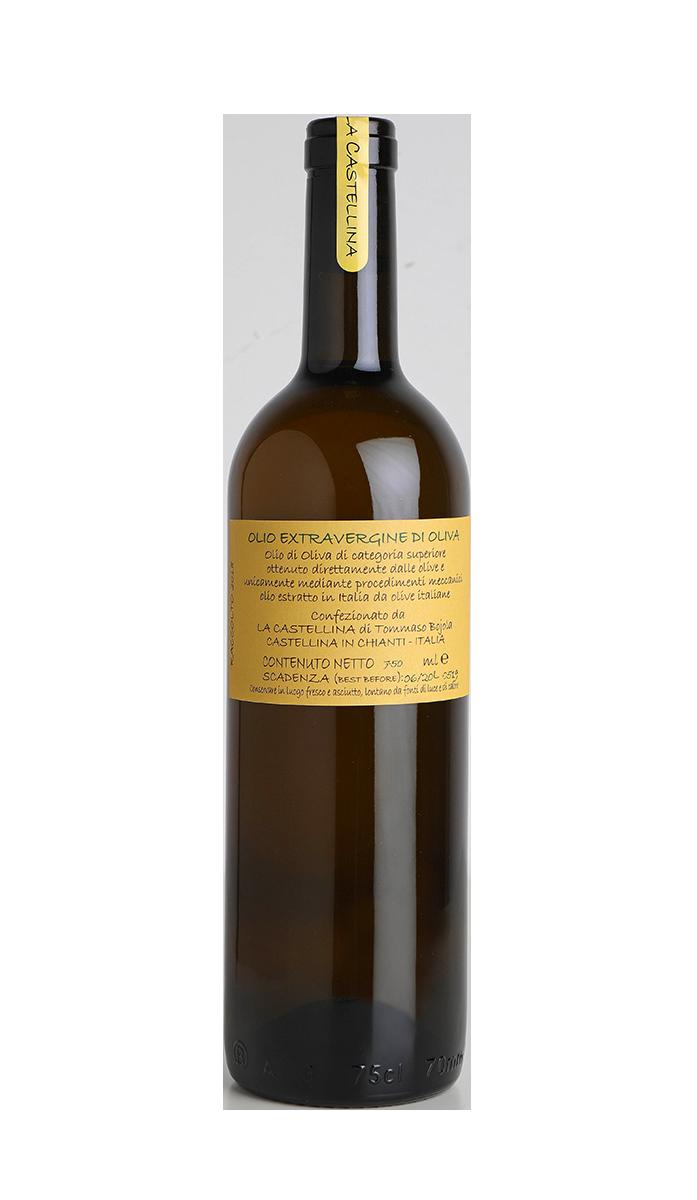 Olio extravergine di oliva 0,75 lt