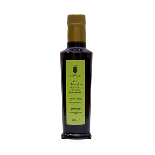 Olio Extravergine di Oliva Podere Il Montaleo - 0,25 lt.